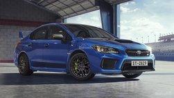 Subaru WRX và WRX STI có bản nâng cấp tại Philippines