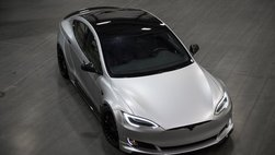Tesla Model S-APEX P100D giá 200.000 USD chính thức trình làng
