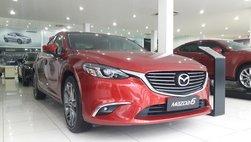 Ưu đãi tháng 11/2018 của Mazda: Tặng phụ kiện và bảo hiểm đồng loạt