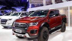 Ford Ranger Storm ra mắt, thêm chuyên gia off-road
