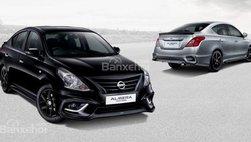 Bản đặc biệt Nissan Sunny Black Series 390 triệu trình làng