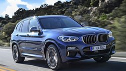 BMW X3 và BMW X5 chuẩn bị ra mắt bản bản plug-in hybrid