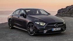 Mercedes CLS 2019 chốt giá 1,62 tỷ
