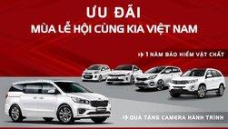 Kia Việt Nam tặng quà gì cho khách hàng mua xe ô tô trong tháng 11/2018?
