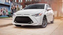 Tương lai bấp bênh của Toyota Yaris tại thị trường Mỹ