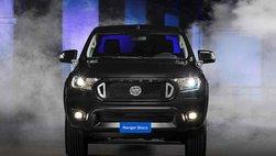 Ford Ranger Black Edition Concept tuyệt đẹp xuất hiện