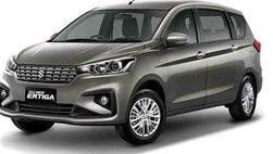 Xe gia đình 7 chỗ Suzuki Ertiga mới có giá hơn 208 triệu đồng