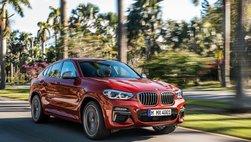'Soi' chi tiết mẫu BMW X4 mới mở bán tại Việt Nam vào năm 2019