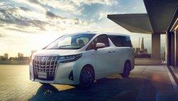 Đánh giá xe Toyota Alphard Luxury 2019 tại Việt Nam
