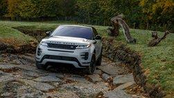 Range Rover Evoque 2020 đã lộ diện, hình dáng không khác gì Velar thu nhỏ