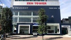 Lễ ra mắt Showroom Peugeot Thanh Xuân và lái thử bộ đôi Peugeot 3008 và 5008