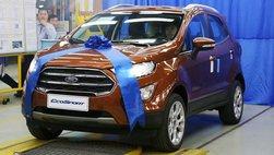 Ford Việt Nam khuyến mại tháng 11/2018: Ford EcoSport 'xuống nước' khi có đối thủ