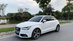 Xe sang Audi A1 rao bán hơn 500 triệu sau 8 năm sử dụng