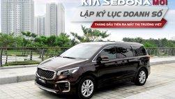 Hơn 400 xe Kia Sedona 2019 bán ra chỉ sau 1 tháng, sức hút từ trang bị mới