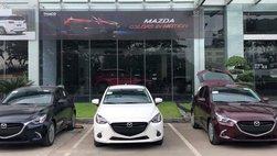 Chính thức: Giá xe Mazda 2 2019 từ 509 triệu đồng và 7 bản tại Việt Nam