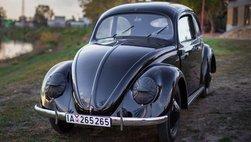 Chiếc Volkswagen Beetle 'đồng nát' lột xác sau 47 năm bị bỏ quên