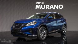 [Los Angeles 2018] Nissan Murano 2019 theo chân Maxima hiện nguyên hình cập nhật mới