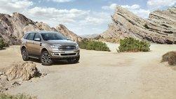 Thủ tục vay mua Ford Everest trả góp kèm lãi suất cho vay chi tiết nhất