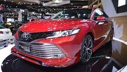 Toyota Camry thế hệ mới đẹp khó cưỡng, giá cao hơn đời cũ