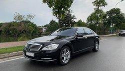 Mercedes-Benz S500 đời 2010 rao bán 1,5 tỷ đồng sau 8 năm sử dụng