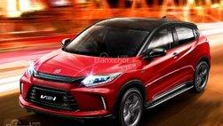 [Quảng Châu 2018] Honda HR-V có bản chạy điện hoàn toàn