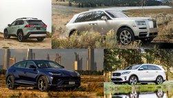 Những mẫu xe SUV off-road tốt 1 cách đáng ngạc nhiên