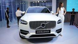 Volvo XC90 Excellence chốt giá hơn 6 tỷ đồng tại Việt Nam