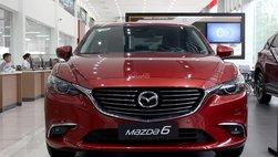 MAZDA 6 - ƯU ĐÃI LÊN ĐẾN 30 TRIỆU ĐỒNG dành cho khách hàng mua xe Mazda 6 2.0 premium