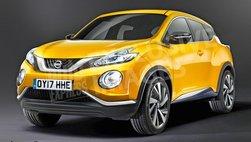 Nissan Juke 2019: chi tiết kỹ thuật, hình ảnh và thời gian ra mắt