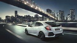 Honda bổ sung phiên bản Sport Line vào dòng xe Honda Civic 2019