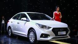Tháng 11/2018, Hyundai Accent tiếp tục là xe bán chạy nhất của Hyundai Thành Công