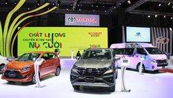Toàn cảnh thị trường xe hơi mới, cũ Việt Nam tháng 11/2018: Cán mốc 30.000 xe bán ra