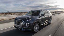 Đánh giá xe Hyundai Palisade 2020