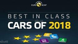 Euro NCAP công bố danh sách an toàn đầu bảng: Mercedes-Benz A-Class đứng đầu