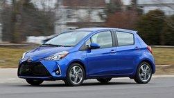 Top 10 mẫu xe ăn khách nhất tại Italia: Có Toyota Yaris
