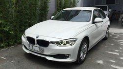 Xế sang BMW 320i đời 2012 tại Sài Gòn rao bán chưa đến 820 triệu đồng