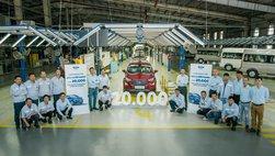 Ford EcoSport đạt cột mốc 20.000 xuất xưởng tại Việt Nam
