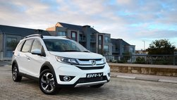 Honda BR-V nhận đặt cọc, sắp về Việt Nam