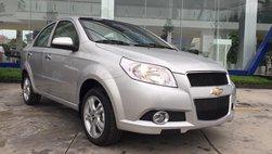 Chevrolet Aveo 'nối gót nhiều đàn anh' tạm biệt Việt Nam