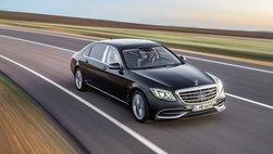 Top Gear công bố 10 xe sang tuyệt vời nhất: Mercedes-Benz S-Class dẫn đầu