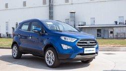 Giá lăn bánh xe Ford EcoSport 2019 mới nhất tại Việt Nam