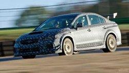 Subaru WRX STI S209 nhá hàng trước ngày ra mắt