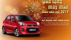 Chào Xuân mới, Thaco tặng quà khi mua Kia Morning 2019