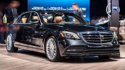 Mercedes-Benz S-Class Concours S Edition 2019 âm thầm ra mắt với số lượng 100 chiếc
