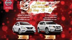 Nissan X-Trail V-Series và Sunny Q-Series có giá niêm yết mới từ năm 2019
