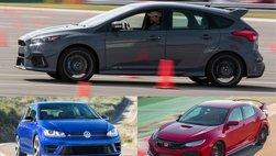 Những mẫu xe hatchback phù hợp nhất với những người đam mê tốc độ