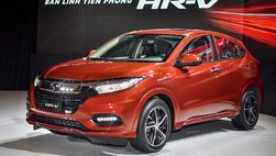 Đánh giá xe Honda HR-V 2018