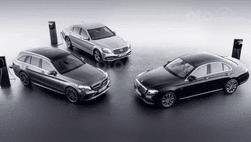 Mercedes-Benz C-Class, E-Class và S-Class sẽ có thiết kế tương tự nhau ở thế hệ mới