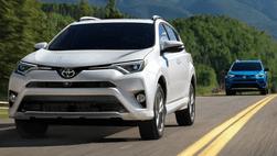 Đâu là mẫu xe SUV bán chạy nhất toàn cầu trong năm 2018?