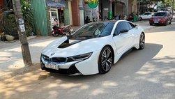 Siêu xe BMW i8 biển tứ quý 3 rao bán với giá hơn 4 tỷ đồng